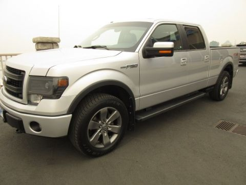 Used Ford F-150 FX4