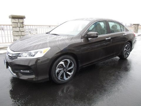Pre-Owned 2016 Honda Accord EX w/Honda Sensing