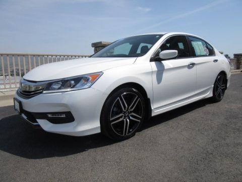 Certified Used Honda Accord Sport Special Edition
