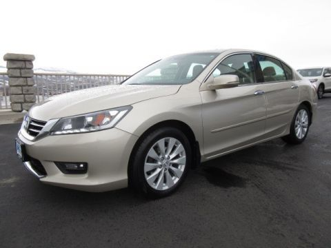 Pre-Owned 2015 Honda Accord EX-L V6