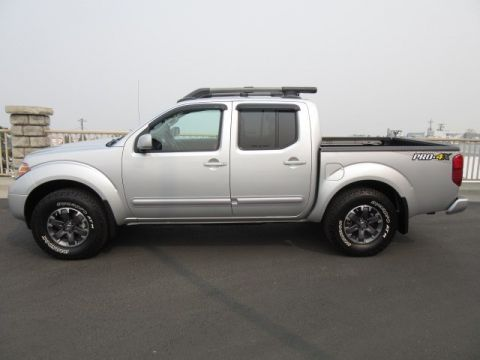 Used Nissan Frontier PRO-4X