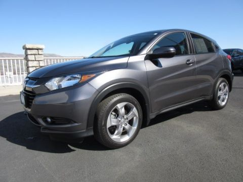 Certified Used Honda HR-V EX