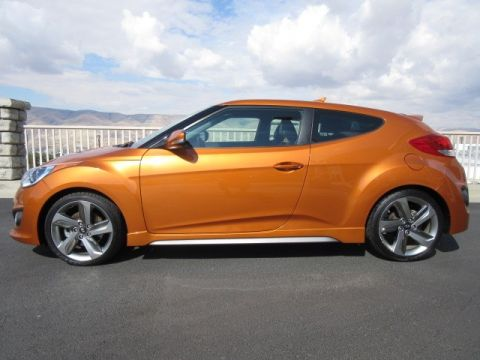 Used Hyundai Veloster Turbo Base