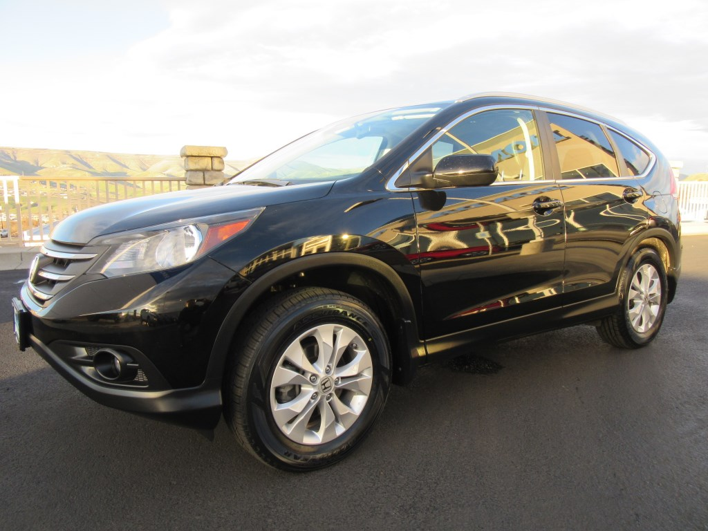 pre owned 2013 honda cr v ex l awd ex l 4dr suv in
