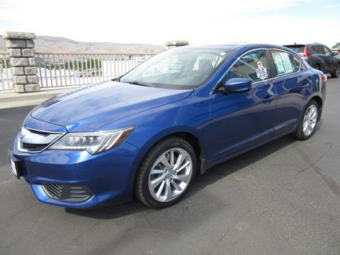 Pre-Owned 2016 Acura ILX Base