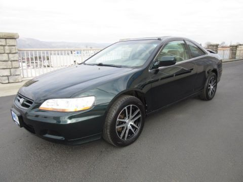 Pre-Owned 2001 Honda Accord EX V6