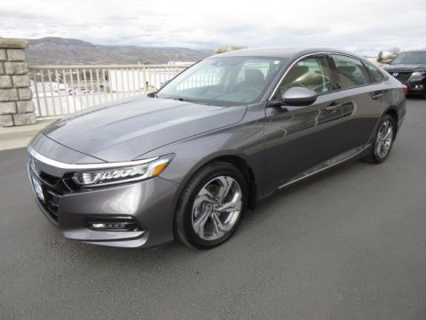 Pre-Owned 2018 Honda Accord EX-L w/Navi