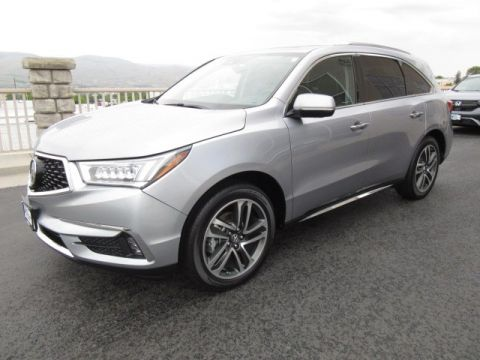 Pre-Owned 2017 Acura MDX SH-AWD w/Advance